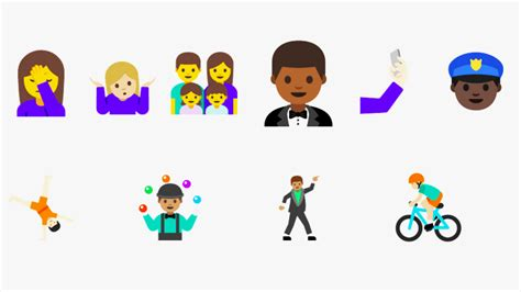 android ios emoji the great ios android emoji divide narrows so slightly wired