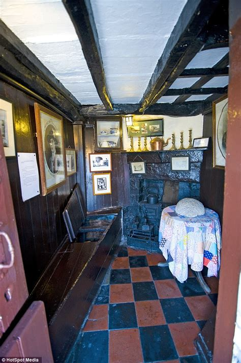 smallest house in britain take a peek inside britain s smallest house which is just six feet wide and ten feet