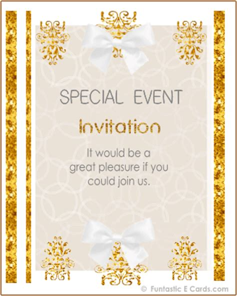 card invitations special day celebrations quotes about of quotesgram