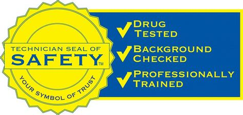 Live Green Plumbing Services Llc by Technician Seal Of Safety Knoxville Plumbers