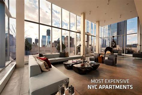 New York Appartments by Most Expensive Apartments In New York City