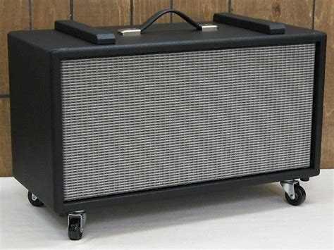 rod deluxe cabinet amp stand storage cabinet to match black fender guitar
