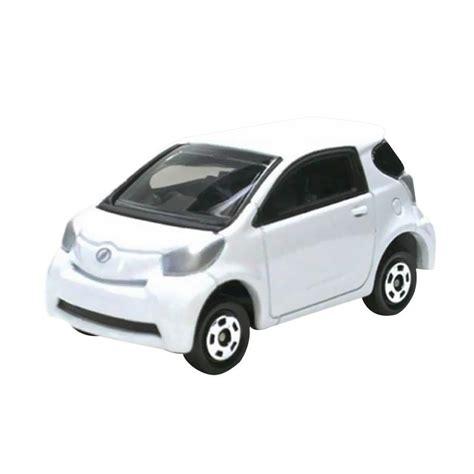 Produk Promo Tomica No 28 Toyota Iq Miniatur Mobil Diecast Takara Tomy Jual Takara Tomy Tomica No 28 Toyota Iq Diecast Putih