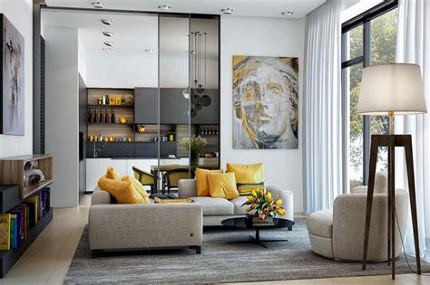 Home Decor Furnishings Accents by Une D 233 Co Salon De Toute Fraicheur Aux Touches Printani 232 Res