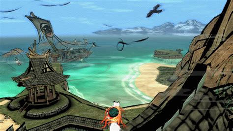 with hd okami hd coming to pc ps4 and xbox one polygon