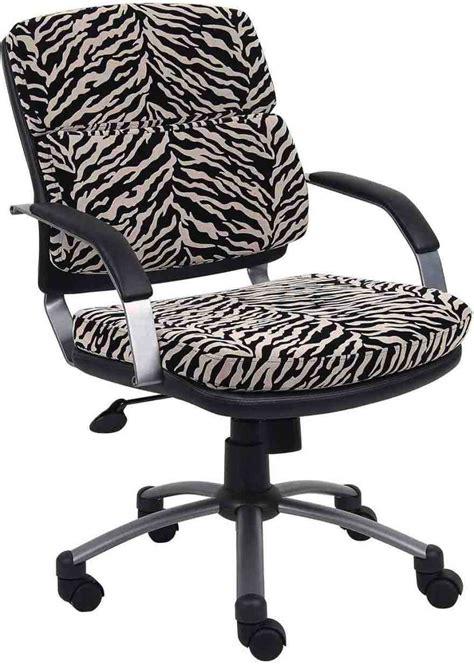 zebra print desk chair zebra print desk chair home furniture design