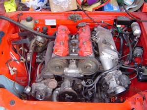 Fiat Spider Engine Document Moved