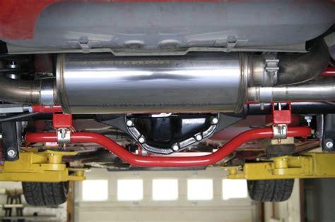 1982 2002 pontiac firebird rear end sway bar 3 1 4 quot axle