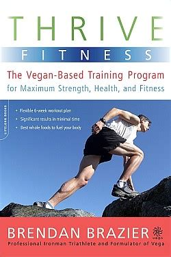 more to a fit books thrive fitness the vegan based program