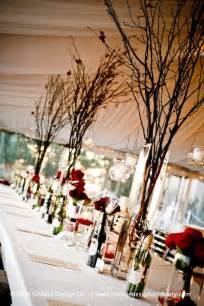 wedding tree branch centerpieces wedology by dejanae events branching out with your
