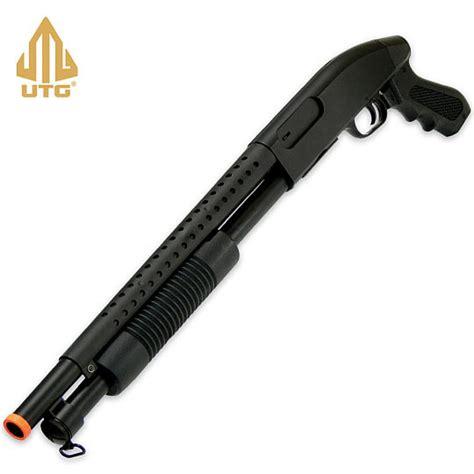 Best Place To Shop For Home Decor by Airsoft Pistol Grip Commando Pump Shotgun True Swords