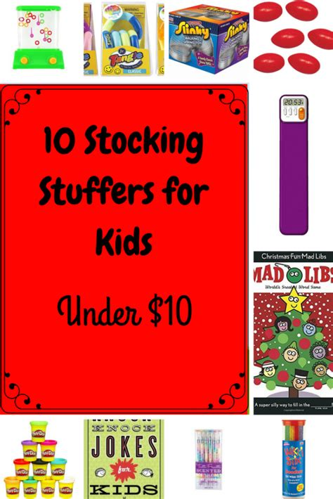 gifts for kids under 10 stocking stuffers for kids timeless gifts 10 under 10