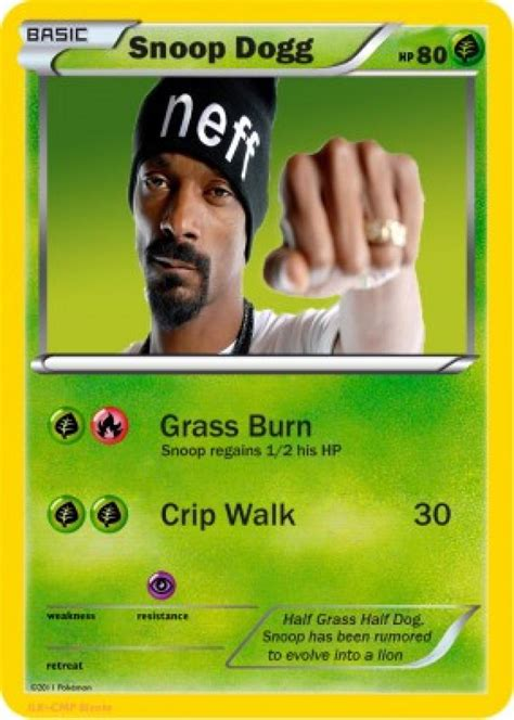 i choose you your favorite rappers as cards