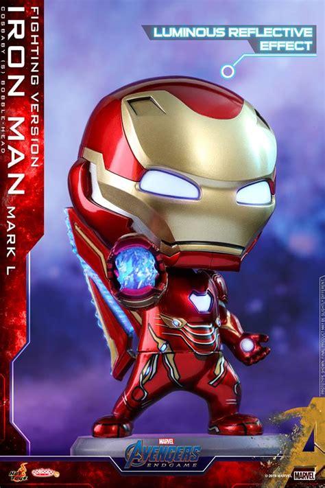 avengers endgame iron man thanos hot toys revealed