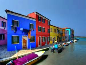 italy colorful houses burano italy beautiful burano colorful houses italy