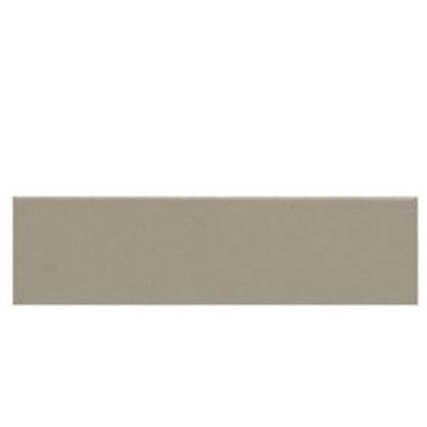 daltile colour scheme uptown taupe 6 in x 12 in ceramic cove base trim floor and wall tile