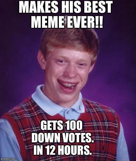 Best Meme Generator - bad luck brian meme imgflip
