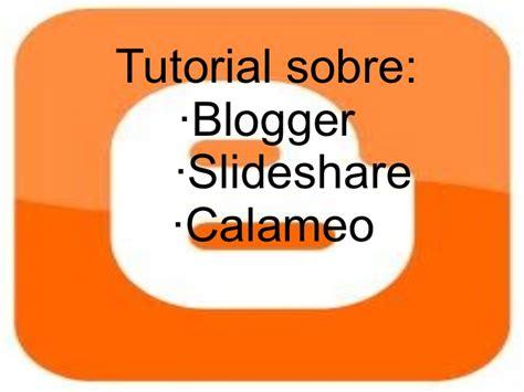 tutorial sobre blogger tutorial sobre blog