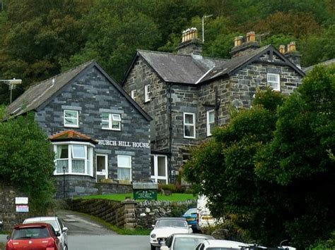 church hill house bed and breakfast betws y coed wales