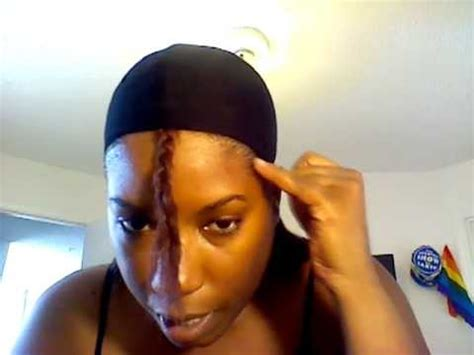 stocking cap weave hairstyles how to apply a stocking cap weave short hairstyle 2013