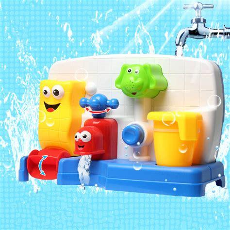 Bathtub Toys For Boys by Aliexpress Buy Faucet Bath Toys For Children
