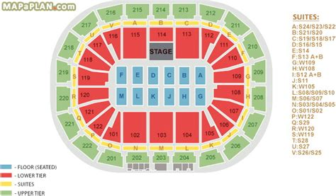 arena stage diagram manchester arena seating plan detailed seat numbers