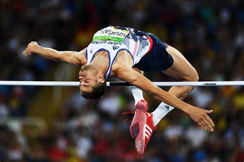 high jump robbie grabarz misses high jump bronze on countback