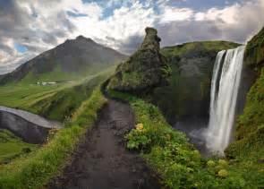 Iceland waterfalls by yuri ovchinnikov amo images amo images