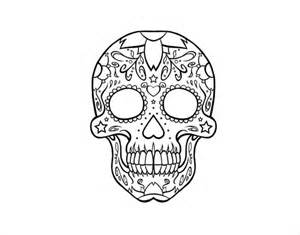 drawing stencils templates skull template gallery