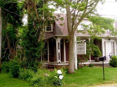 Edward Gorey House by Edward Gorey House