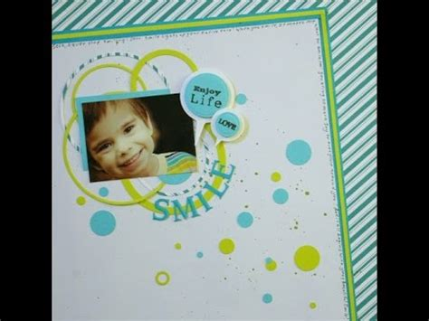 simple scrapbook layout designs how to create a simple modern and easy scrapbook layout