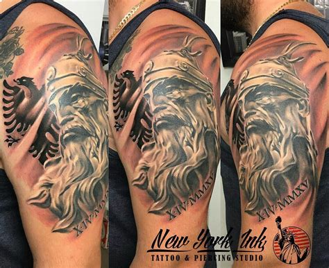 albanian tattoo albanian