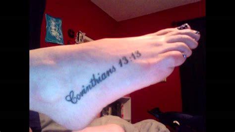 tattoo bible translation popular bible verse tattoos youtube