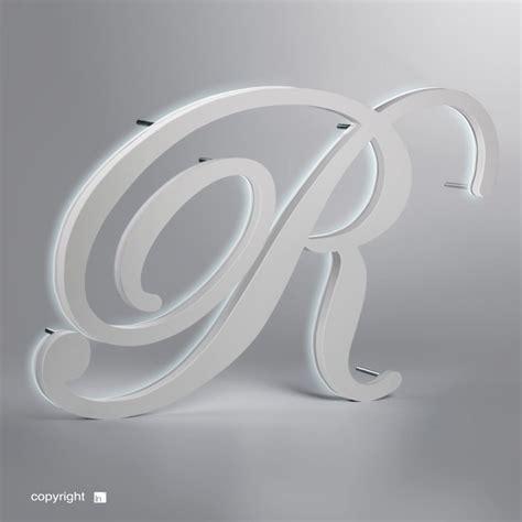 lettere a led lettere luminose led con luce indiretta backlit insegne