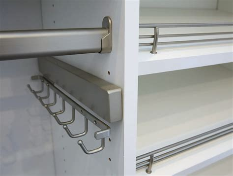 Closet Rod Hanger by Closet Hanger Rod Home Design Ideas And Pictures