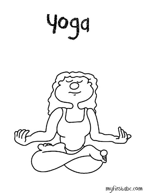 coloring pages yoga yoga coloring pages az coloring pages