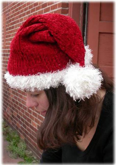 knitting pattern christmas hat knit santa dolls hats mittens ornaments more 27