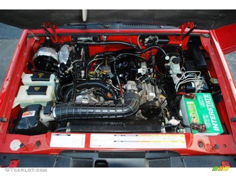 1998 Ford Explorer Engine by 1998 Ford Explorer Sport 4 0 Liter Ohv 12 Valve V6 Engine