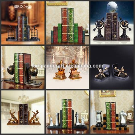 wholesale bookends for home decor desk decor with