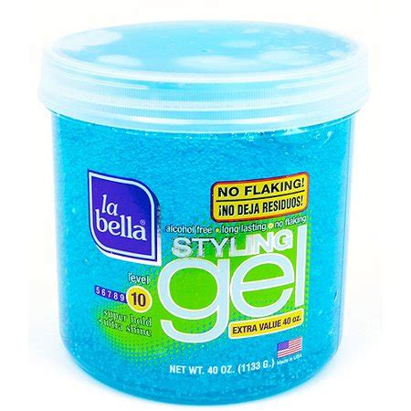 Gamis Labella Reg 1a 40 newhall laboratories la styling gel 40 oz walmart