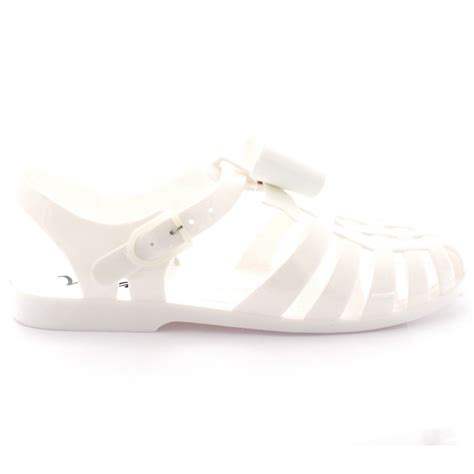 Wedges Jelly Permata Bbl501 2 womens jelly shoes festival buckle diamante bow gladiator sandals uk 3 9