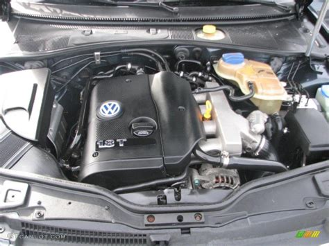 2001 volkswagen passat engine 2001 volkswagen passat gls sedan 1 8 liter turbocharged