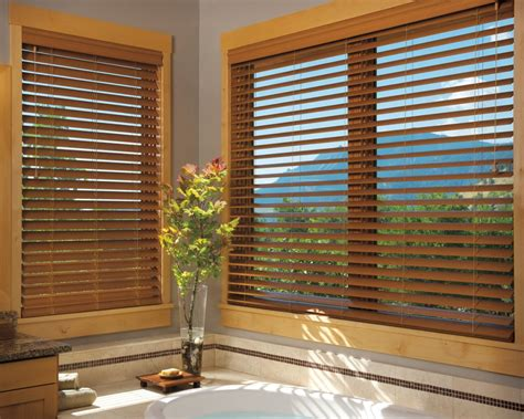 window covering wood and window blinds total blinds window tinting
