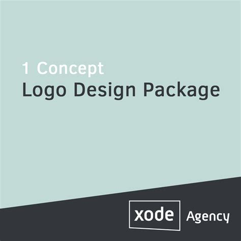 design logo cheap 1 concept basic logo design xode agency