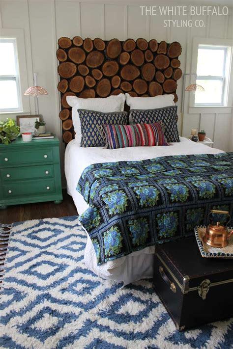 23 diy headboard ideas creative inspiration for your bedroom