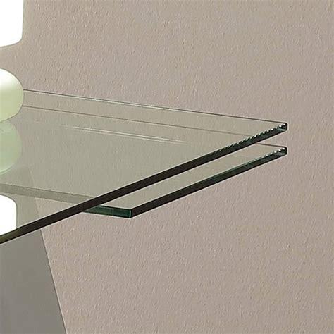 tavolo vetro acciaio tavolo allungabile in vetro acciaio inox e metallo bianco