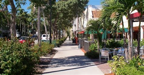 Learn About The Of Naples Florida Fifth Avenue South In Naples Florida