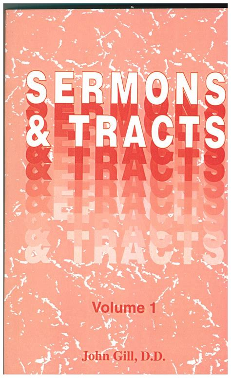 the disconnect vol 1 books sermons tracts vol 1 gil301
