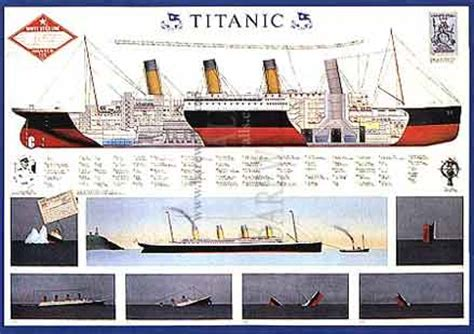 titanic diagram titanic layout pictures to pin on pinsdaddy