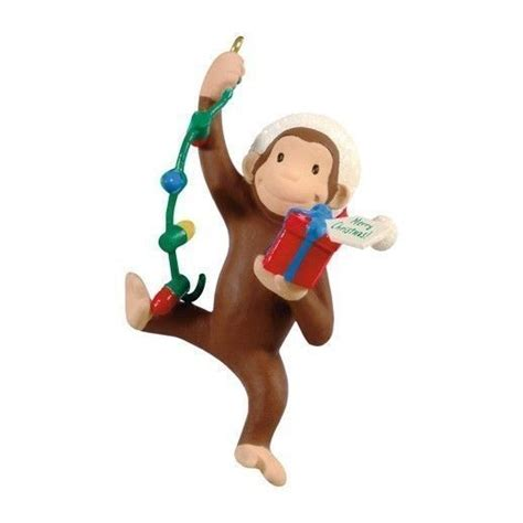 hallmark 2012 quot the light of the party quot curious george